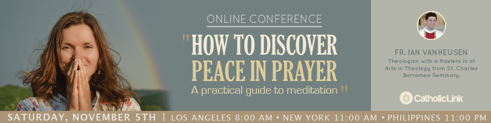 How to Find Peace Banner FB