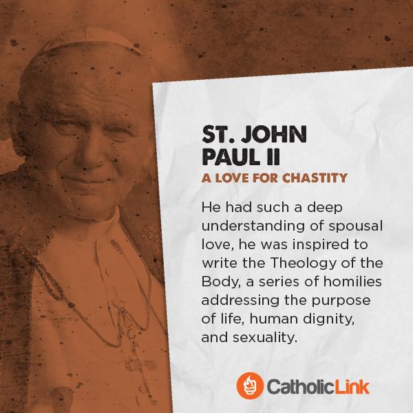 St. John Paul II Saints Battle Porn