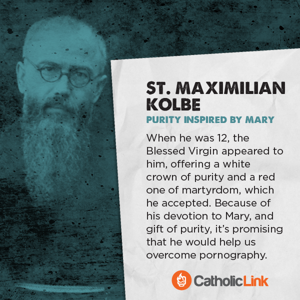 St. Maximilian Kolbe Saints Porn Battle