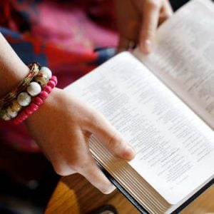 how to read the bible catholic