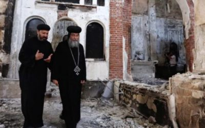 Don't Pray For Persecuted Christians: Pray With Them
