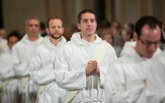 A Seminarian Shares the Incredible Joy Felt After His Diaconate Ordination