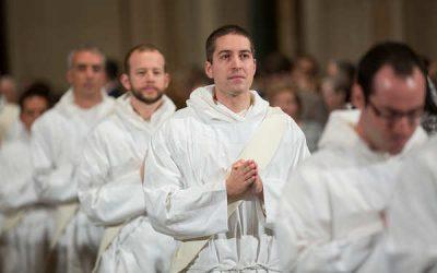 A Seminarian Shares the Incredible Joy Felt After His Diaconate Ordination
