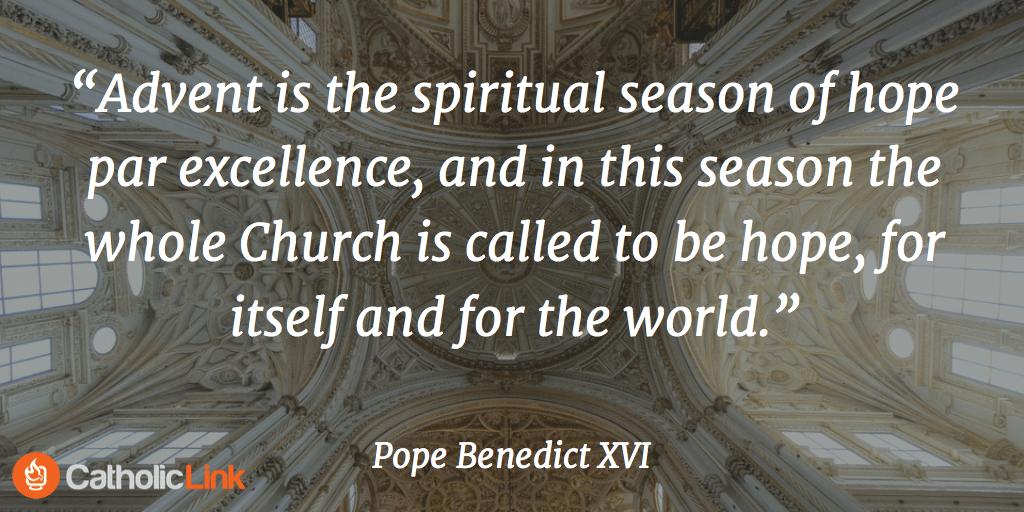 Benedict Advent