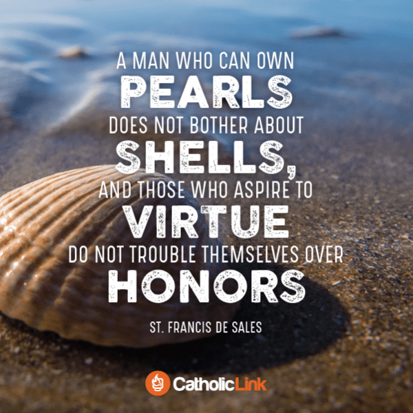 How to Achieve Virtue By St. Francis de Sales