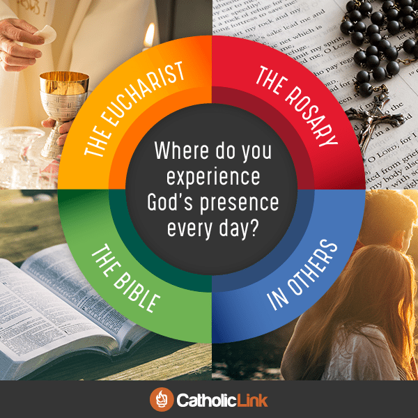 Where Can You Experience God's Presence Every Day?