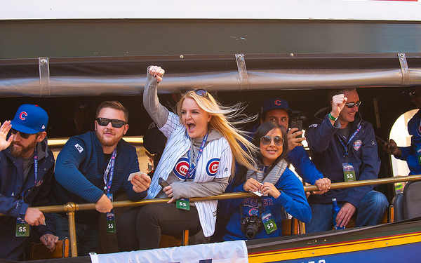 The Cubs Taught Us All A Lesson About Hope