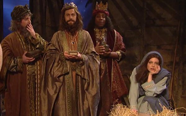 catholic virtues of Mary SNL