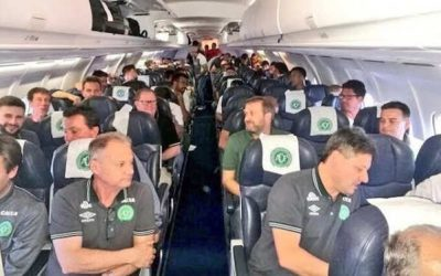The Tragic Chapecoense Plane Crash Reminds Us That Life Can Be Taken In An Instant