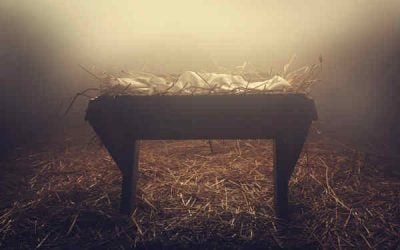 The Manger Is Where God's Greatness Is Hidden | St. Josemaria Escriva Quote