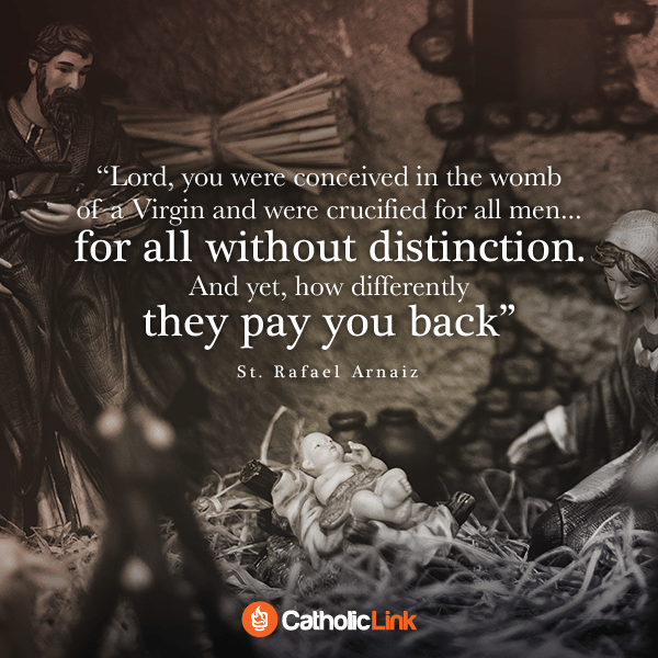 Saint Quote on Birth of Christ