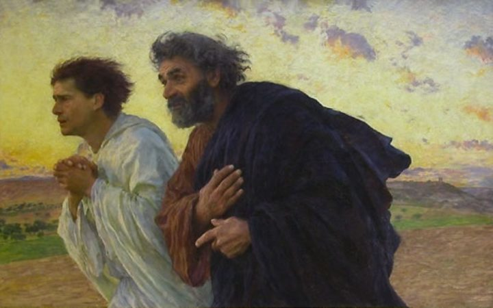 Burnand, Resurrection