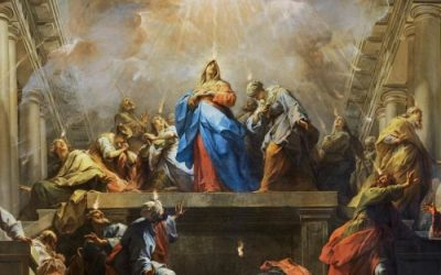 """""""Who Am I and What Am I Doing Here?"""" ~ Pentecost and Remembrance of Our Identity I Catholic Bible Study"""