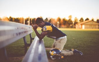Love and Football (and Public Faith)