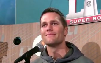When A Child's Question Brought Super Bowl QB Tom Brady (Nearly) To Tears
