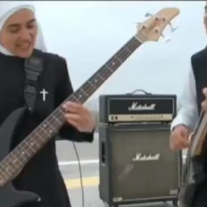 Nuns Rock catholic music