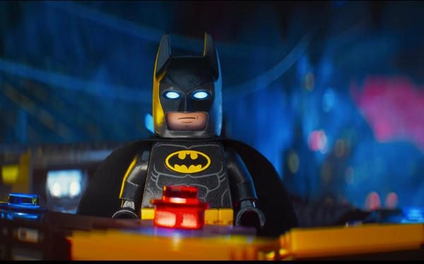 catholic movie reviews LEGO batman