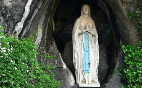 lourdes 5 Facts and a Beautiful Video About Today's Marian Feast of Our Lady of Lourdes