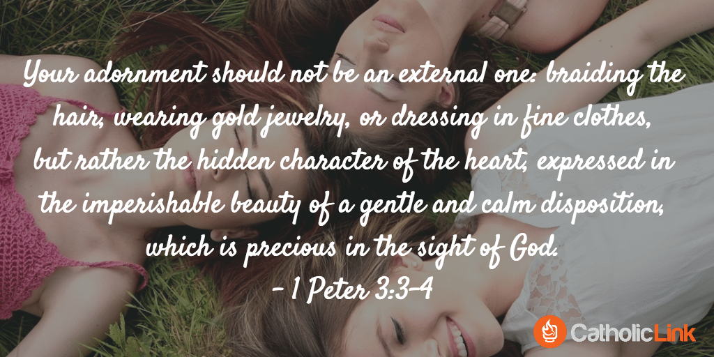 A Catholic Teen's Thoughts And Tips On Modesty