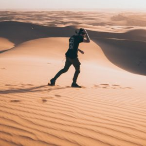 Entering Into The Desert With Jesus: Christ's Temptations Help Us See Our Weakness