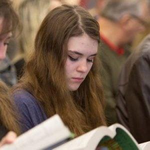 sing at mass Catholic music catholic singers