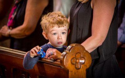 9 (Non-Spiritual) Skills Kids Learn At Mass That Prepare Them For School