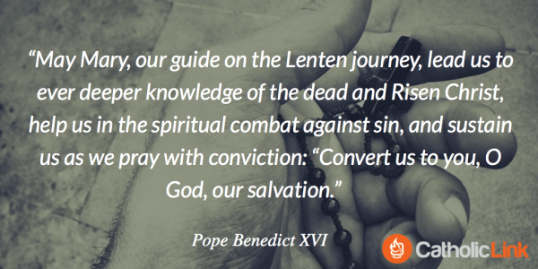 Pope Lent Quotes Catholic