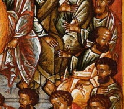 Holy Thursday Icon 123