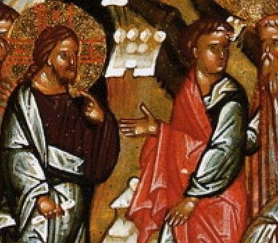 What 4 Events Do We Remember on Holy Thursday? Let This Icon Explain