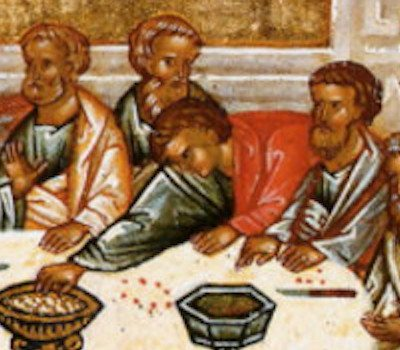 Holy Thursday Icon 6