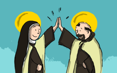 The Saint's Name Generator – Find Your Patron Saint For 2021!
