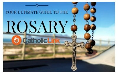 The Ultimate Visual Guide to the Rosary: How to Pray the Rosary, 15 Promises, the History, and More!