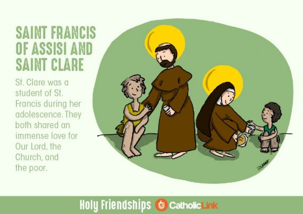 Saints Who Were Friends: Discover These Holy Friendships | Catholic-Link