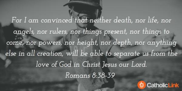 Romans 8.38-39