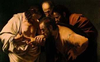 How Jesus' Wounds Convinced Doubting Thomas to Open the Doors of His Heart (John 20:19-31)