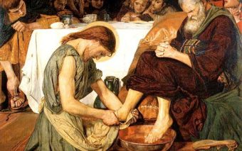 Why Did Jesus Need to Wash Peter's Feet? An Urgent Question for Any Christian Living in the World
