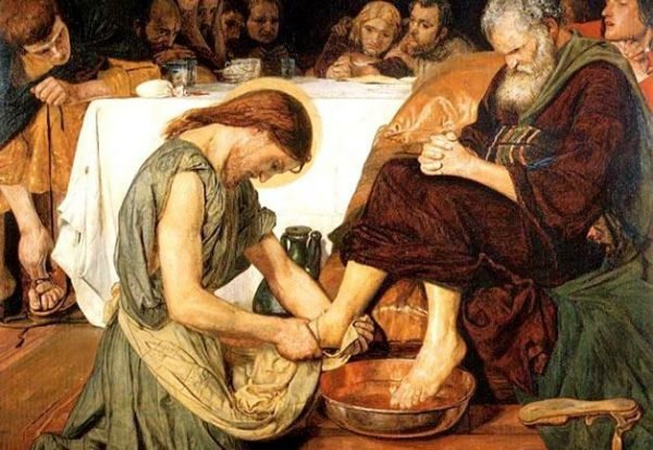 Why Did Jesus Need To Wash Peter's Feet? An Urgent Question For Every Christian In Today's World