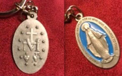 Sacramental Miraculous Medal