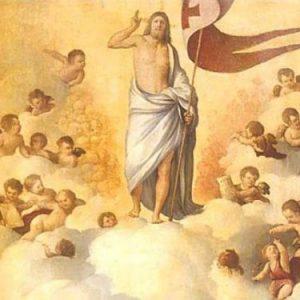 Gospel reflection Ascension Mt. 28
