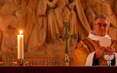 What One Priest Told Me About The Mass That Still Gives Me Goosebumps