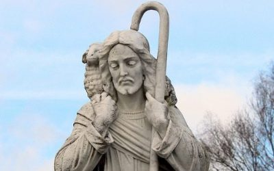 How the Good Shepherd Teaches Us to Face Our Fears and Find Protection (Gospel Reflection)