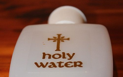 Sacramental Holy Water