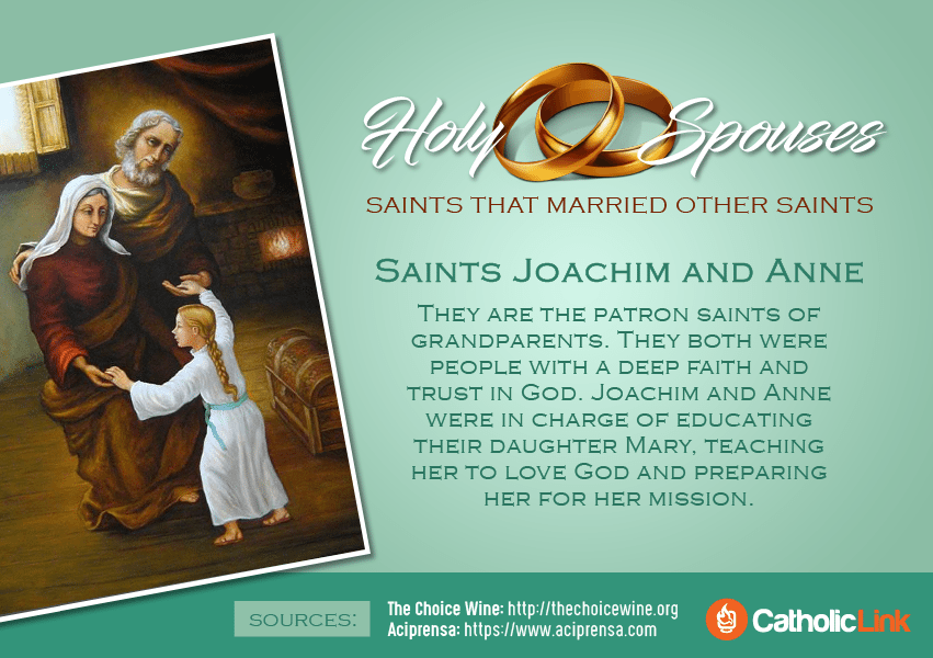 Married Saints