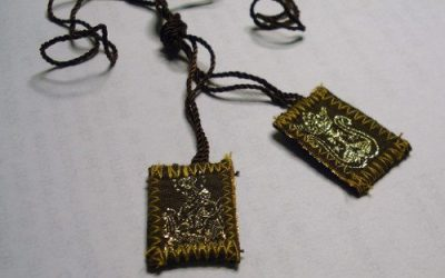 The Brown Scapular: Fatima Centenary and the Wearable Badge of Devotion to Our Lady