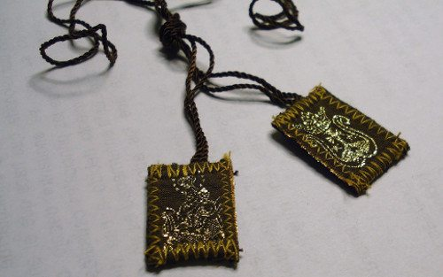 Brown Scapular of Our Lady
