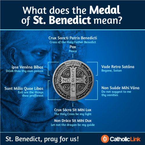 Sacramental St. Benedict Medal
