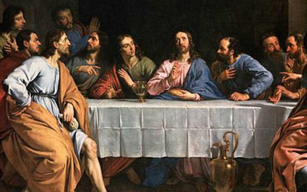 gospel reflection the advocate Catholic Bible study holy spirit John