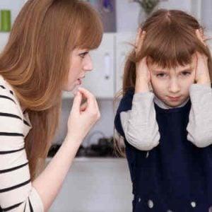 talk to children, power of words