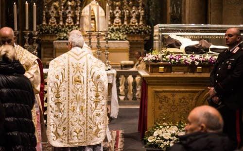 Sacramental Vestments