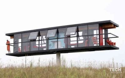 Communication And Cooperation: What One Home's Bizarre Architecture Can Teach Us About Life